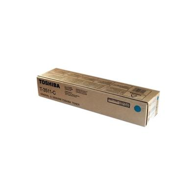 TOSHIBA E-STUDIO 3511 TONER CARTRIDGE CYAN